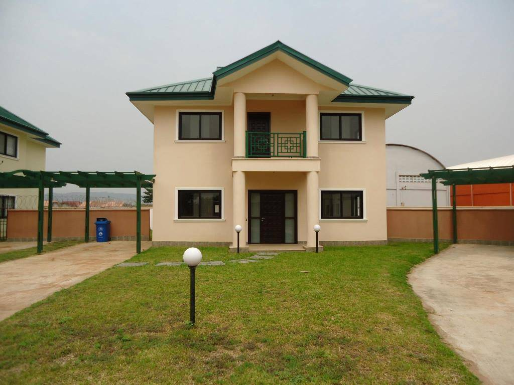 Village Accra Ghana Bedroom House Sale Gated Community