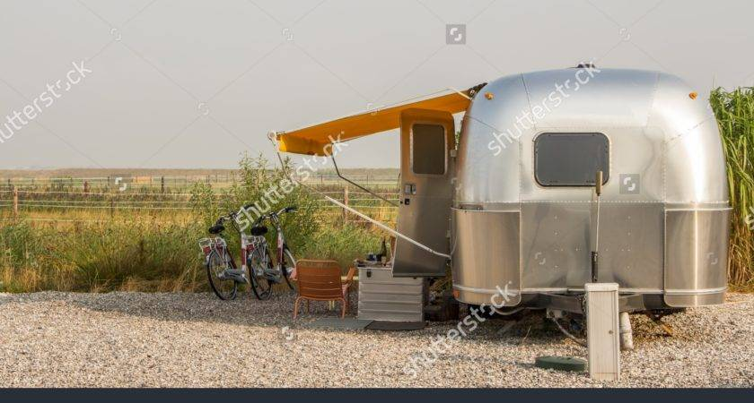 Vintage America Mobile Home Camping Netherlands