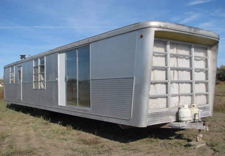 Vintage American Mobile Homes Ideas