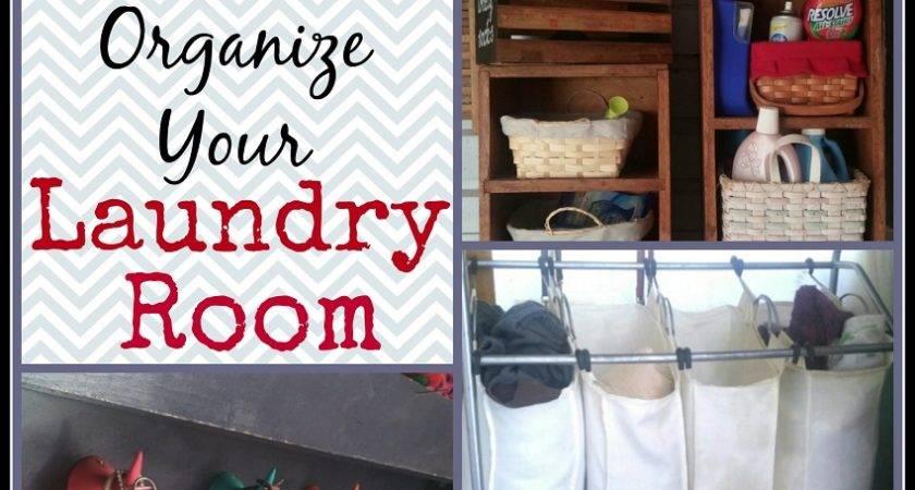 Vintage Laundry Room Organization Dumpster Diving Darling