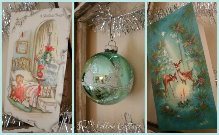 Vintage Thrift Store Decor Ideas Christmas