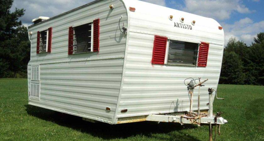 Vintage Trailer Homes Sale Athelred