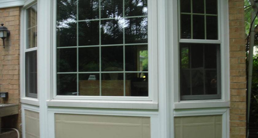 Vinyl Siding Amp Bay Window Linconshire Windows Plus Illinois