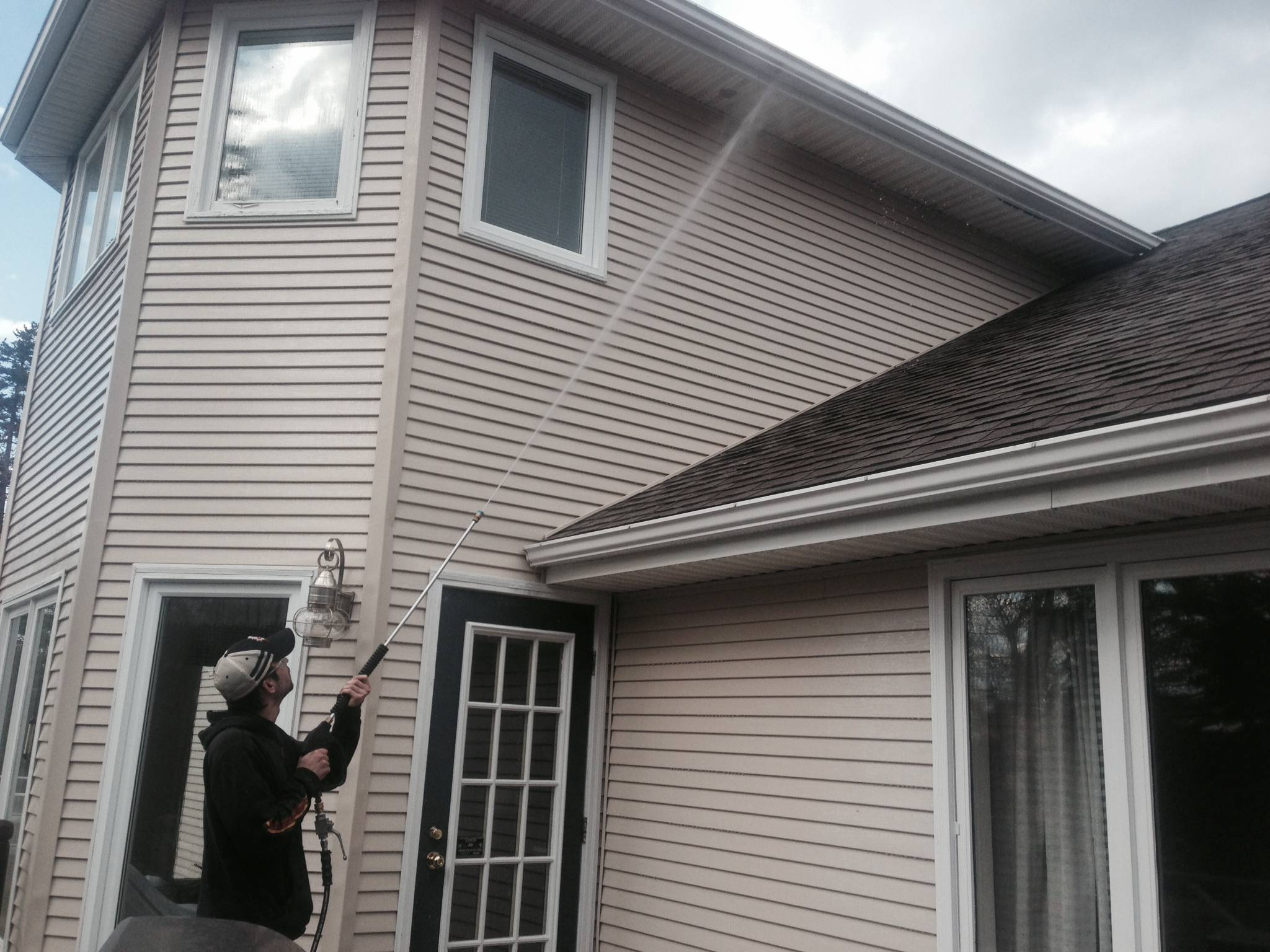 Vinyl Siding Cleaning Halifax Eco Wash