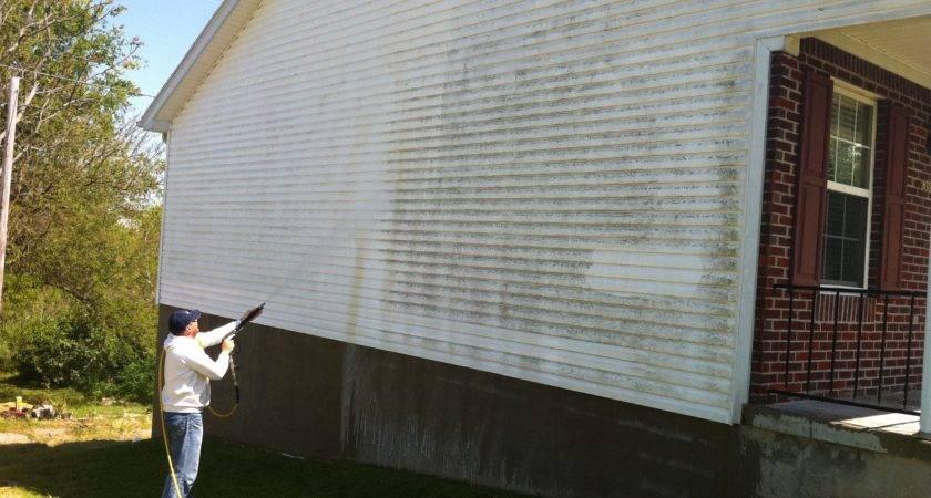 Vinyl Siding Cleaning Lexington Has Tendency Get