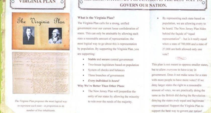 Virginia Plan Brochure