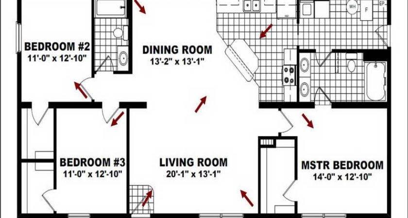 Virtual Modular Home Floor Plans