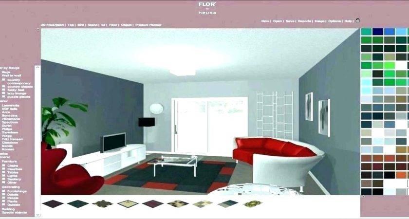 Virtual Room Decorator Design App