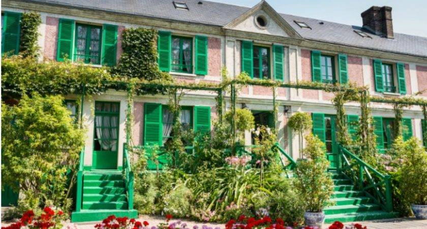 Visit Giverny Monet House Gardens