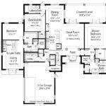 Vivendi House Plan Energy Smart Home Plans