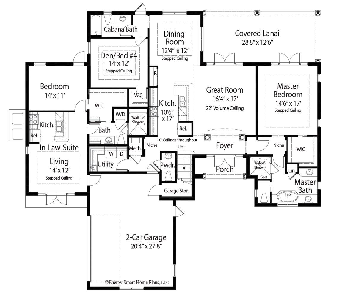 Vivendi House Plan Energy Smart Home Plans
