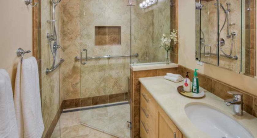 Walk Shower Designs Ideas Tub