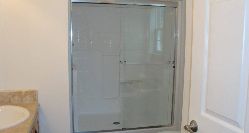 Walk Shower Master Bath