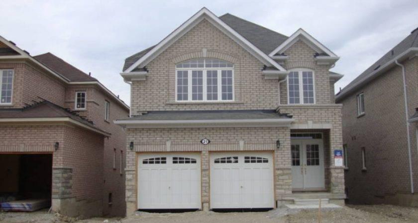 Walkout Basement Brand New Home Sale Ower Brampton Ontario