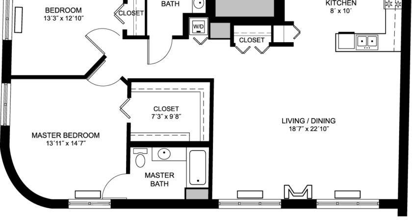 Wallingford Floor Plan Square Feet