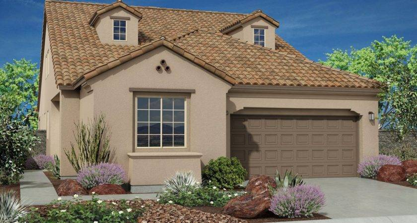 Warmington Residential Desert Ridge Prescott Plan One