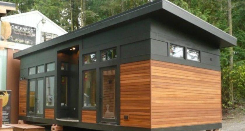 Waterhaus Prefab Tiny Home