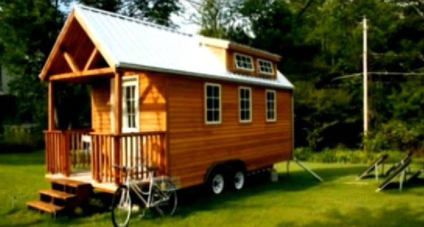 Ways Build Mobile Tiny Home