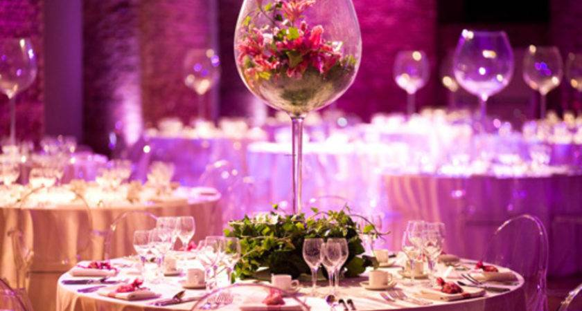 Wedding Reception Table Decor Decoration Ideas