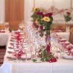 Wedding Reception Table Decorations Cherrymarry