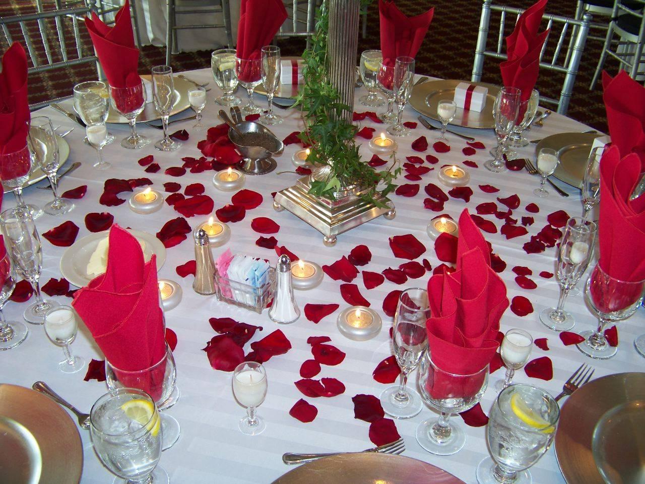 Wedding Table Decoration Ideas Mani Sharing