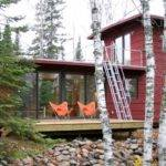 Weehouse Near Lake Superior Sustainable Affordable Prefab