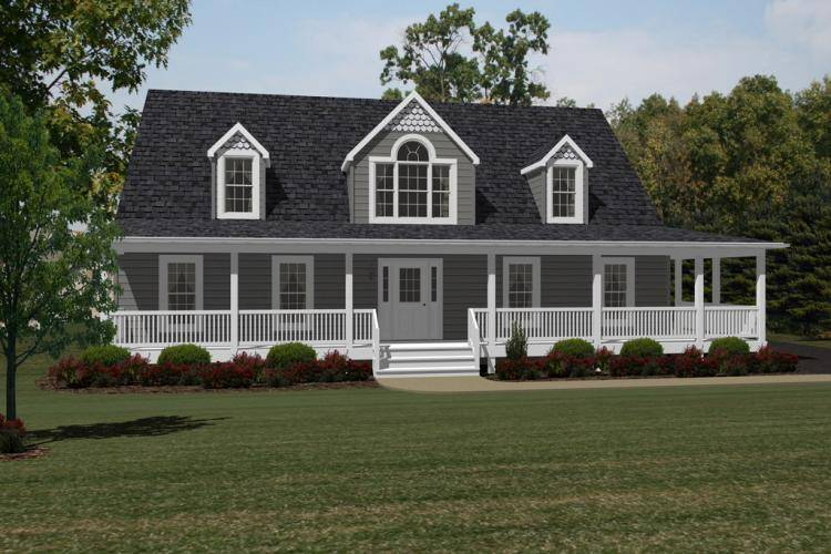 Wellbourne Maryland Modular Homes Beracah
