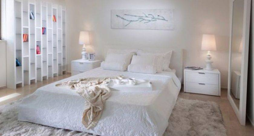 White Bedroom Ideas Vintage Design