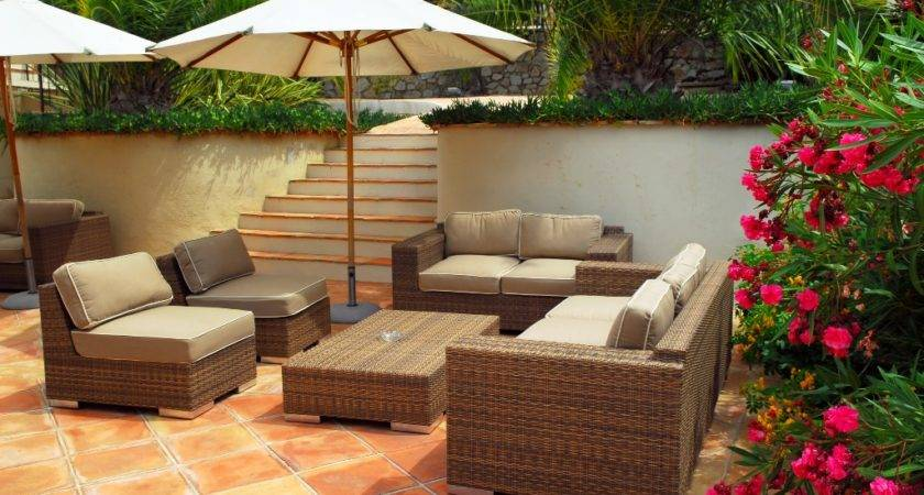 Wicker Furniture Classy Outdoor Choice
