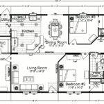 Wide Mobile Home Floor Plans Bedroom Double Trailers Cosca