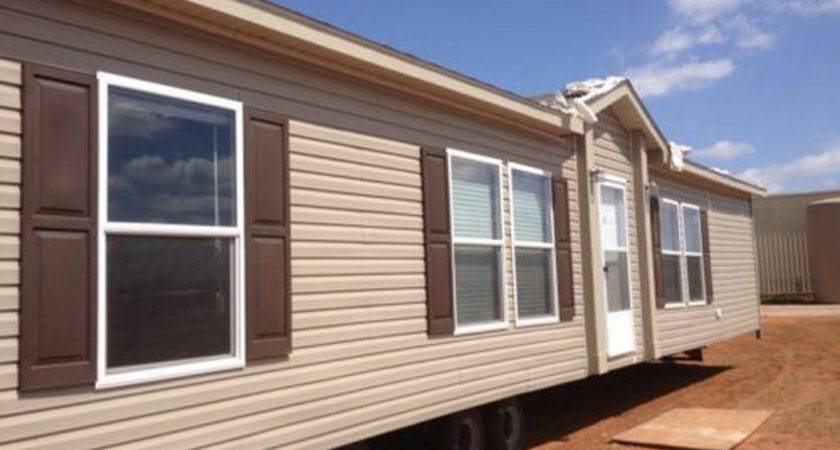 Wide Mobile Home Manufactured Brand New Trailer Homes