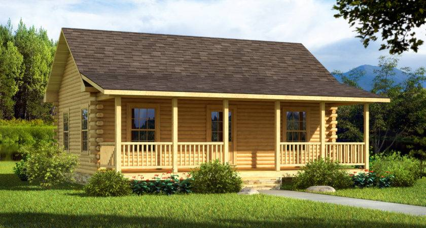 Willow Creek Log Cabin Kit Plans Information Southland