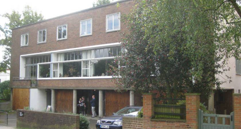 Willow Road House London Hampstead Architect