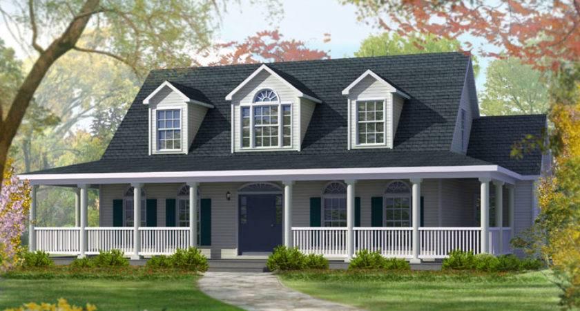 Winchester Modular Home Floor Plan