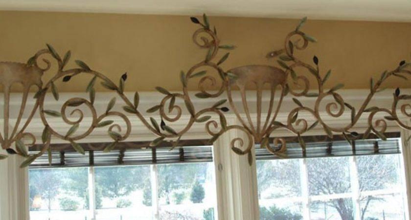 Window Treatment Iron Work Wrought Pinterest