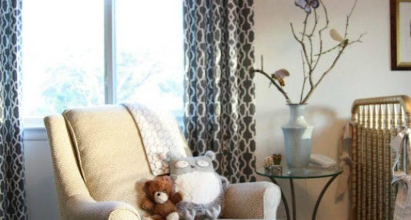 Window Treatments Nursery Project