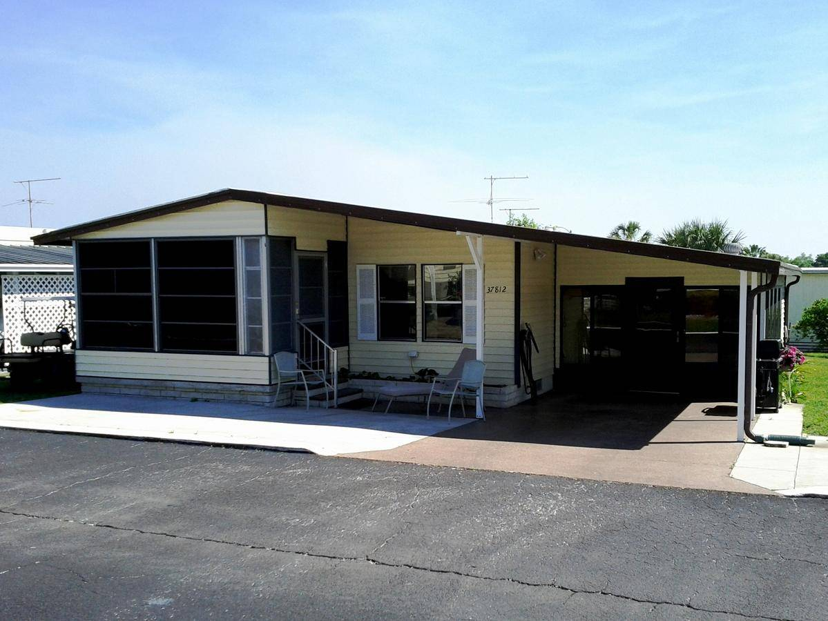 Wonderful Furnished Double Wide Mobile Home Spanish Trails Village