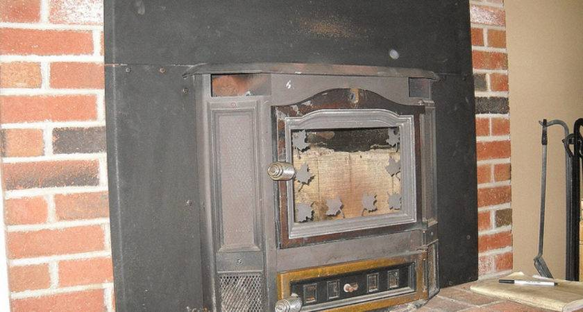 Wood Burning Fireplace Insert Flickr Sharing Mobile