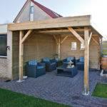 Wood Type Timber Used Gazebo Construction