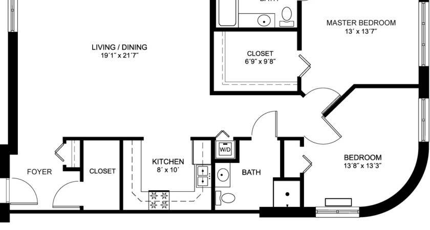 Woodbridge Floor Plan Square Feet