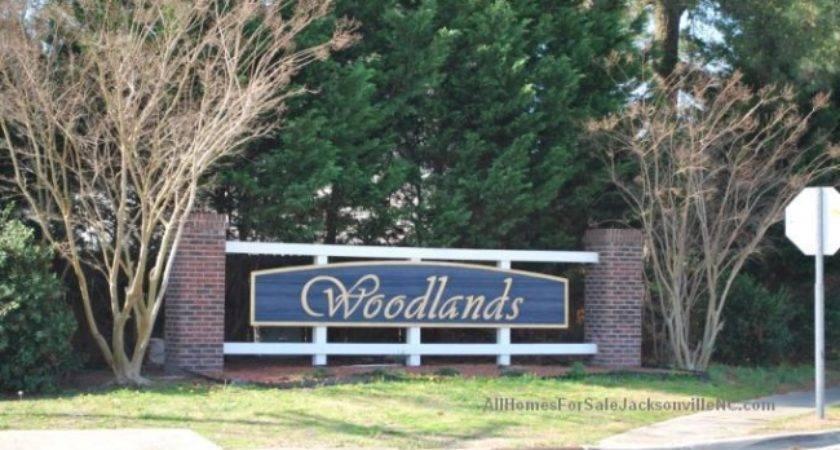 Woodlands Jacksonville Real Estate Camp Lejeune