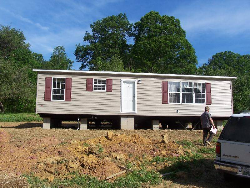Woods Mobile Homes Does Not Finish Their Work Nor