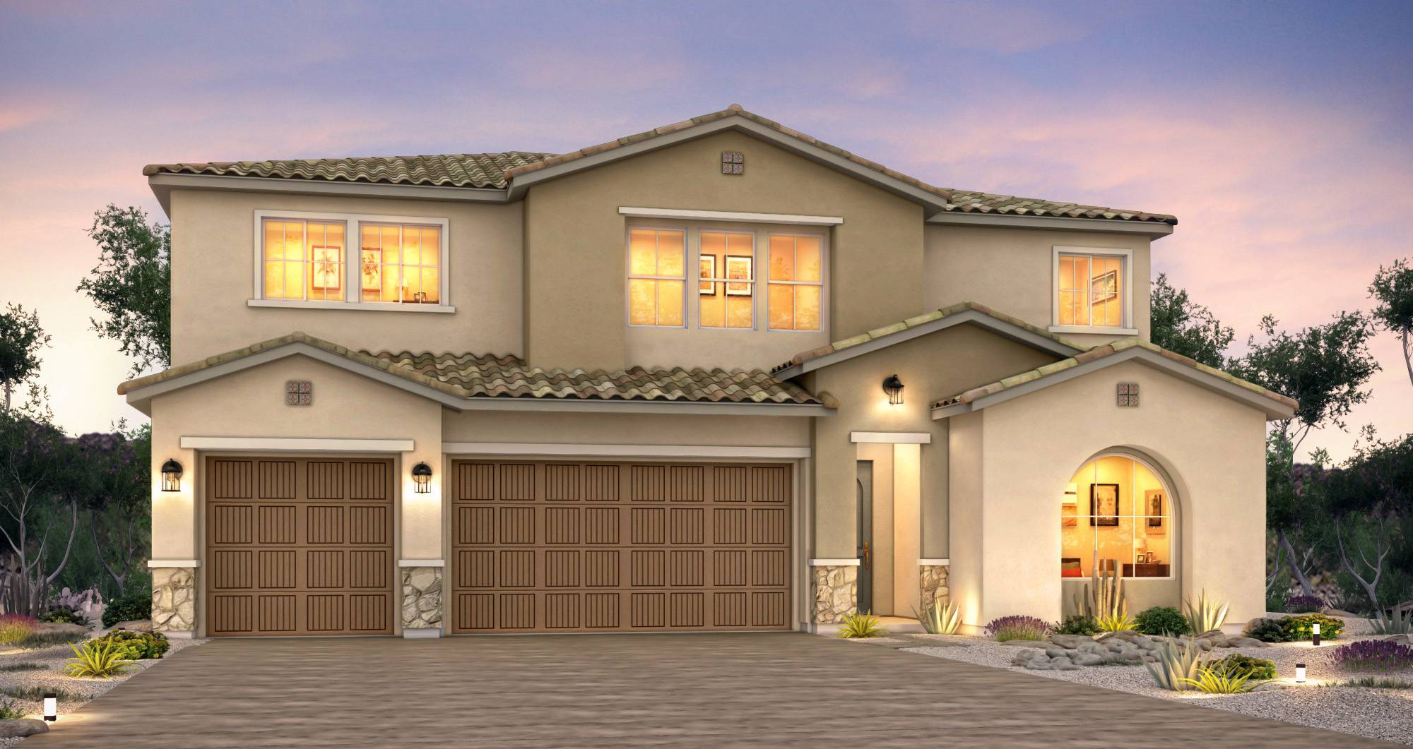 Woodside Homes Sarasate Interactive Floor Plan