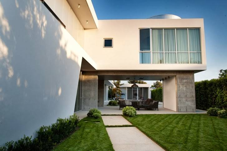 World Architecture Luxury Modern Home Venice California