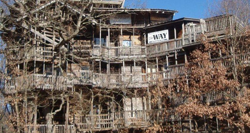 World Largest Treehouse Crossville Tennessee Business