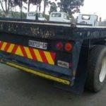 Zelna Double Axle Trailer Sale Trailers Trucks Gauteng